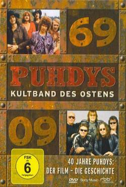 PUHDYS - Kultband des Ostens